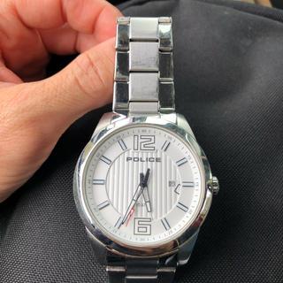 ポリス(POLICE)のPOLICE メンズ腕時計(腕時計(デジタル))