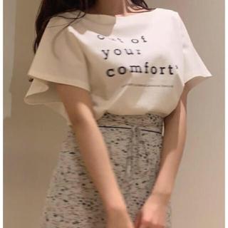 スナイデル(snidel)のkyan様(Tシャツ(半袖/袖なし))