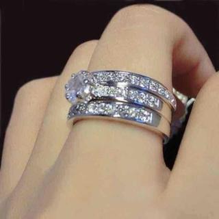 3点セットリング結婚指輪10-25号(リング(指輪))