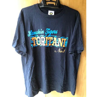 ハンシンタイガース(阪神タイガース)の阪神タイガース 鳥谷敬Tシャツ#1(応援グッズ)