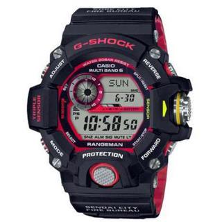 ジーショック(G-SHOCK)の新品 G-SHOCK RANGEMAN GW-9400NFST-1AJR(腕時計(デジタル))