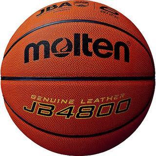 モルテン(molten)のモルテン検定6号球・B6C4800・新品。未使用(バスケットボール)