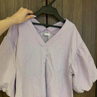 ナチュラルクチュール(natural couture)のnatural couture ☆トップス(シャツ/ブラウス(半袖/袖なし))