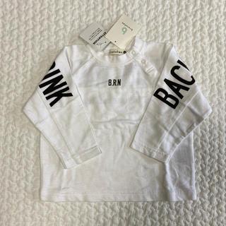 ブランシェス(Branshes)のブランシェス branshes ロンT 80 Tシャツ 新品未使用(Tシャツ)