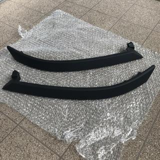 セレナ(SERENA)の日産 セレナ C27 純正 ヘッドランプフィニッシャー マットブラック塗装品(車種別パーツ)