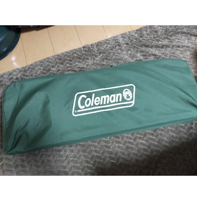Coleman(コールマン)のコールマン テーブル コンパクトキッチンテーブル 2000013126 インテリア/住まい/日用品の机/テーブル(アウトドアテーブル)の商品写真