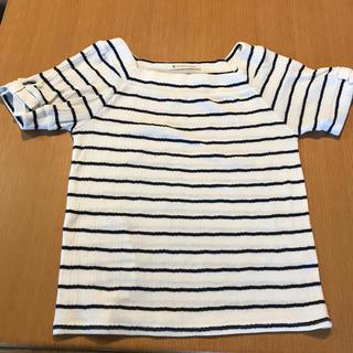 マジェスティックレゴン(MAJESTIC LEGON)のボーダー (Tシャツ/カットソー(半袖/袖なし))