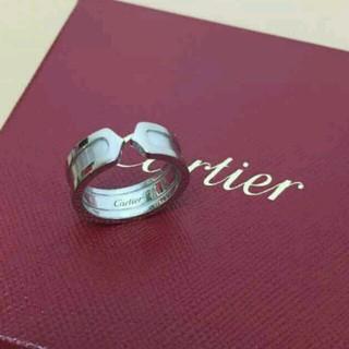 カルティエ(Cartier)のCartier☆正規品☆11号(リング(指輪))