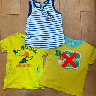 ラグマート(RAG MART)のラグマート タンクトップ 半袖 Tシャツ まとめ売り 100(Tシャツ/カットソー)