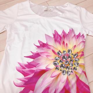 レディー(Rady)のRady♡フラワーTシャツ(Tシャツ(長袖/七分))
