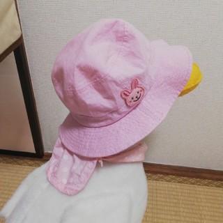 サンカンシオン(3can4on)の【林檎様専用】幼児用帽子(帽子)
