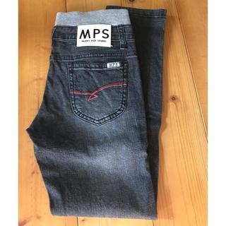 MPS - MPS  デニム黒