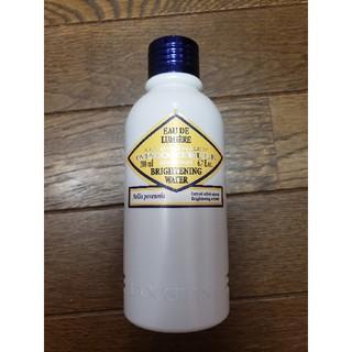 L'OCCITANE - L'OCCITANE ふき取り化粧水 イモーテルブライトフェースウォーター 新品