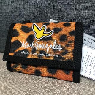 《新品未使用》Mark Gonzales マークゴンザレス 財布 コインケース(折り財布)