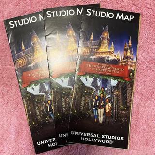 ユニバーサルスタジオハリウッド マップ