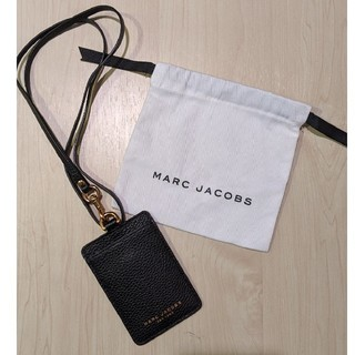 マークジェイコブス(MARC JACOBS)のmarc jacobs パスケース 社員証 カード入れ(パスケース/IDカードホルダー)