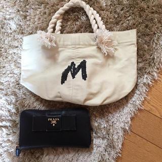 ホリデイ(holiday)のmykoh様専用ページイニシャル bag(ハンドバッグ)
