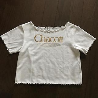 チャコット(CHACOTT)のTシャツ Charcot トップス M(ダンス/バレエ)