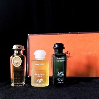 エルメス(Hermes)の良品 国内正規品 エルメス スペシャル3品セットB リーニュ・フェミニーヌ 香水(その他)