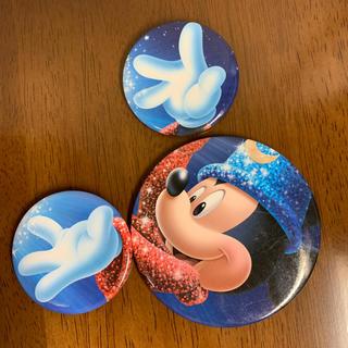 ミッキーマウス(ミッキーマウス)のディズニー ミッキー缶バッジ(バッジ/ピンバッジ)