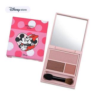 ディズニー(Disney)のフーミー アイシャドウパレット ミッキー&ミニー(アイシャドウ)