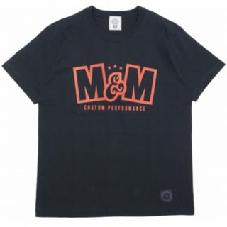 エムアンドエム(M&M)の✨最終値下✨ほぼ定価✨キムタク着✨新作✨M&M リヴォルーション 黒 Mサイズ✨(Tシャツ/カットソー(半袖/袖なし))