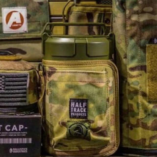 バリスティクス(BALLISTICS)のセット! Ballistics H&O ウェットティッシュカバーとキャップ(その他)