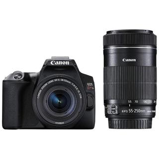 キヤノン(Canon)の新品未開封 Canon EOS Kiss X10 ダブルズームキット ブラック(デジタル一眼)