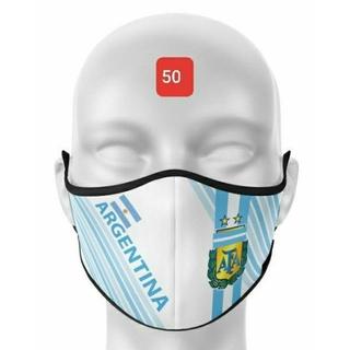 新製品★大人用 ★30種類追加★アルゼンチン代表★フェイスカバー(ラグビー)