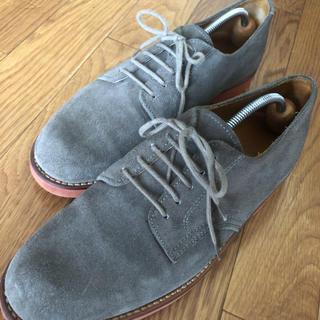 ホーキンス(HAWKINS)のホーキンス スェード 靴 (ドレス/ビジネス)