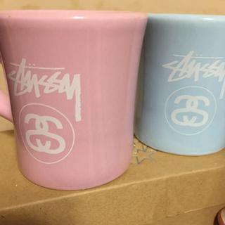ステューシー(STUSSY)のスチューシー マグカップ(グラス/カップ)