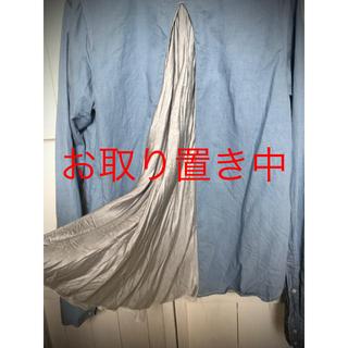 サカイラック(sacai luck)のsacai luck サカイ デニムシャツ 大きめ(シャツ/ブラウス(長袖/七分))
