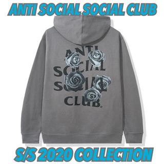 アンチ(ANTI)のANTI SOCIAL SOCIAL CLUB Bat Emoji Hoodie(パーカー)