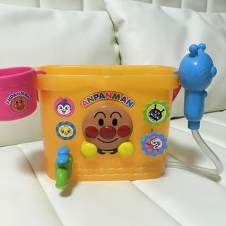 アンパンマン(アンパンマン)のアンパンマン あそびいっぱい!よくばりバケツ お風呂 水遊び おもちゃ(お風呂のおもちゃ)