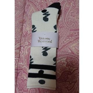 ヴィヴィアンウエストウッド(Vivienne Westwood)のヴィヴィアン・ウエストウッド レディース 靴下 未使用(ソックス)