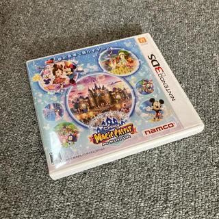 ディズニー(Disney)のディズニー マジックキャッスル 3DS(携帯用ゲームソフト)
