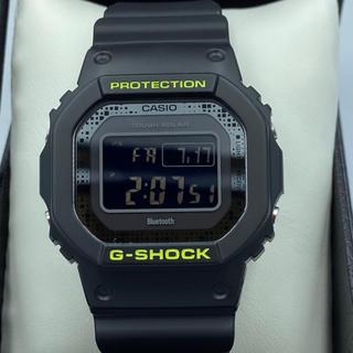 ジーショック(G-SHOCK)のCASIO G-SHOCK7月発売GW-B5600DC-1JF税込¥23,100(腕時計(デジタル))