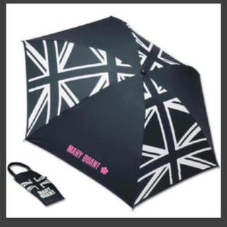 マリークワント(MARY QUANT)のマリークワント 折りたたみ傘(傘)