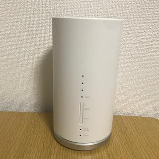 UQ WiMAX Speed Wi-Fi HOME L01s(その他)