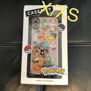 シー(SEA)のCasetify Pokémon Iphoneケース(iPhoneケース)