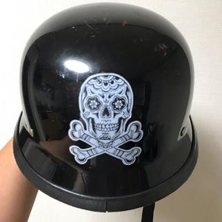 ショウエイシャ(翔泳社)のバイクヘルメット ヘルメット ハット型 コルクハン ヴィンテージヘルメット(ヘルメット/シールド)