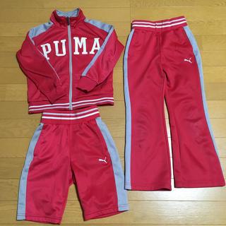 プーマ(PUMA)のPUMA ジャージ3点セット(その他)