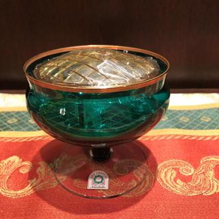 ノリタケ(Noritake)のレア未使用☆Noritake クリスタル 花器 フラワーベース(花瓶)