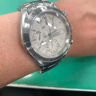 オメガ(OMEGA)の美品 OH済 オメガ スピードマスター 3211.30 クロノメーター(腕時計(アナログ))