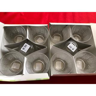 トウヨウササキガラス(東洋佐々木ガラス)のオリジナル冷茶グラス5客×2(グラス/カップ)