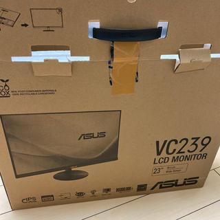 エイスース(ASUS)のASUS 23型ワイド 液晶ディスプレイ VC239H(テレビ)