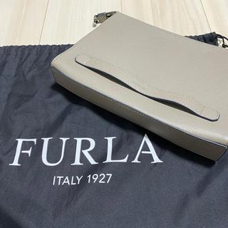フルラ(Furla)の【最終値下げ!】FURLA クラッチバッグ(セカンドバッグ/クラッチバッグ)