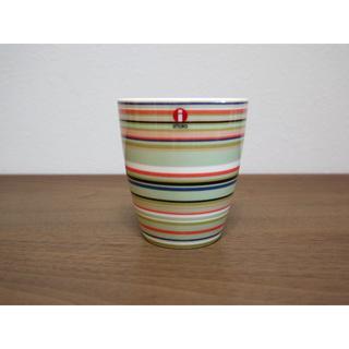 イッタラ(iittala)のイッタラ  origo オリゴ グリーン マグカップ 新品      (グラス/カップ)