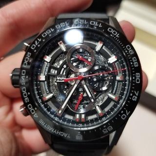 タグホイヤー(TAG Heuer)のタグホイヤー Heuer01(腕時計(アナログ))