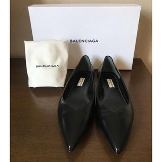 バレンシアガ(Balenciaga)のBALENCIAGA 新品未使用 フラップパンプス(ハイヒール/パンプス)